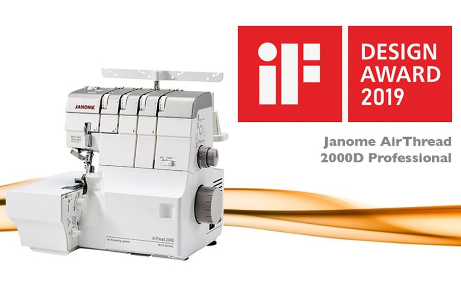 Janome-AirThread-2000D-Professional