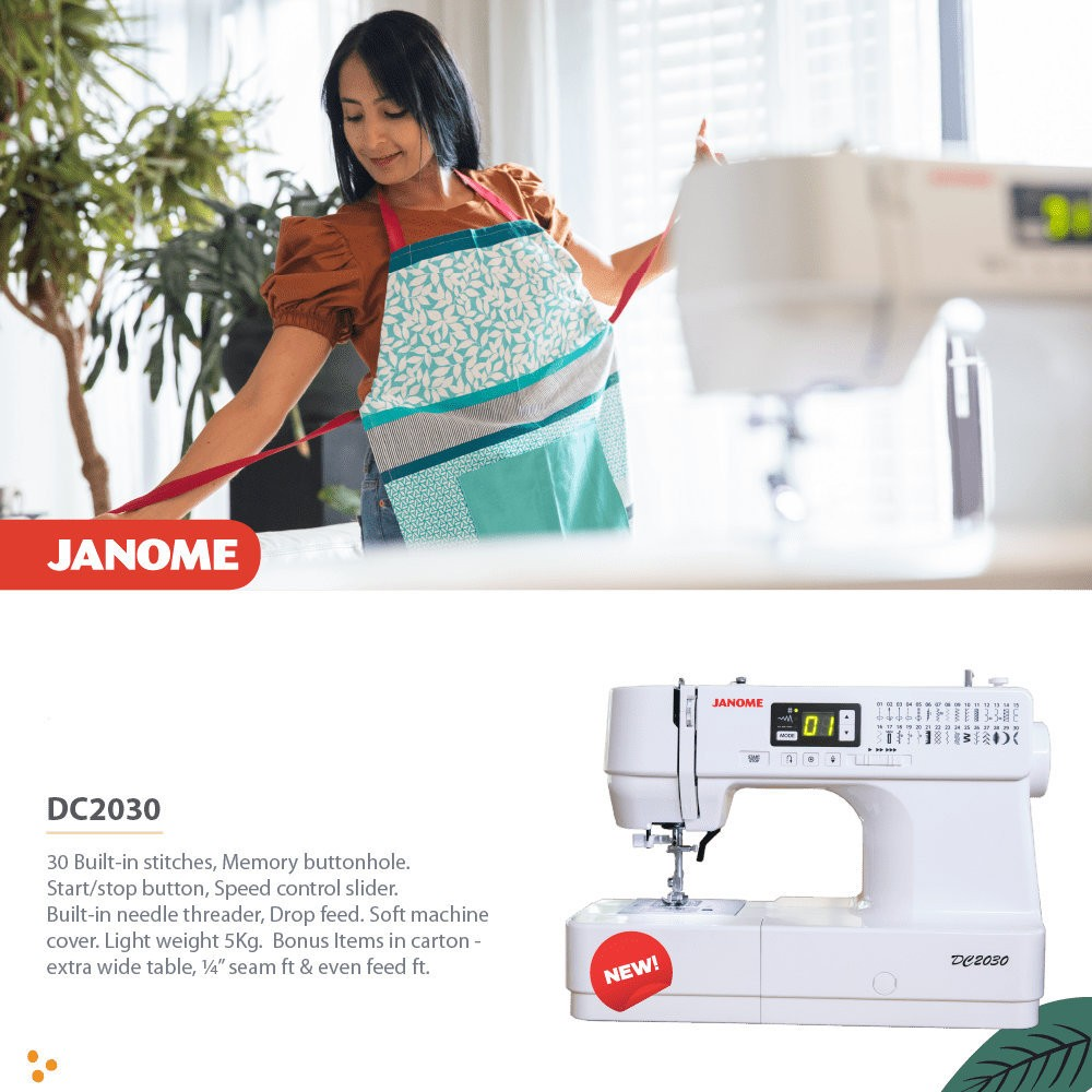 Janome DC2030