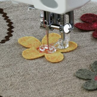 Janome Darning Foot Open Toe