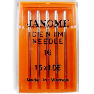 Janome Denim Sewing Machine Needles