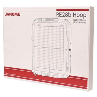 Janome RE28b Embroidery Hoop