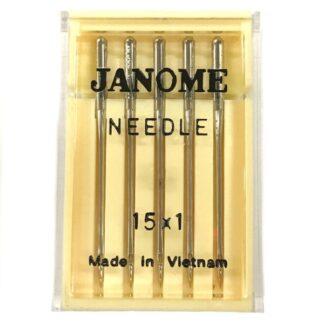 Janome Universal Sewing Machine Needles