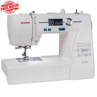 Janome DC3200 Price Match