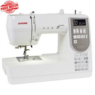 Janome DC6050 Price Match