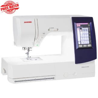 Janome MC9850 Price Match